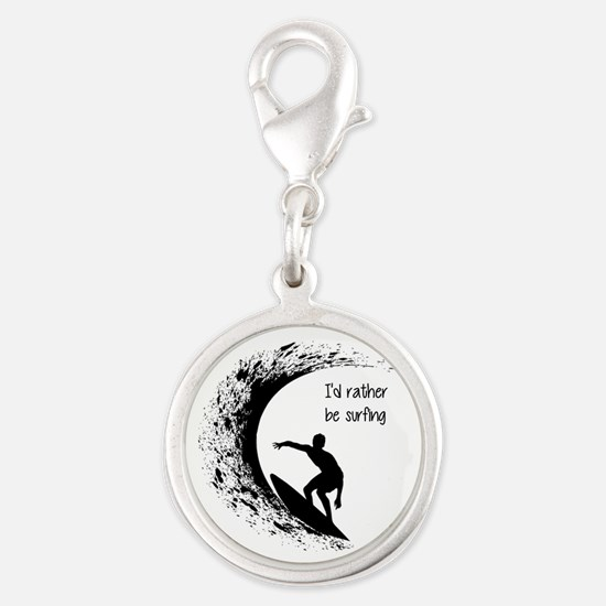 I'd Rather Be Surfing Charms