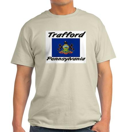 Trafford Pennsylvania Light T-Shirt
