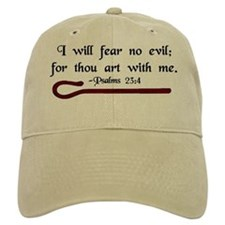 """I Fear No Evil"" Baseball Cap"