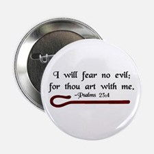 """I Fear No Evil"" 2.25"" Button (10 pack)"