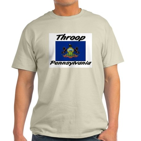 Throop Pennsylvania Light T-Shirt