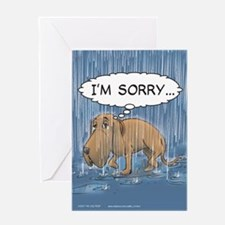 "Herbert's ""I'm sorry..."" Card"