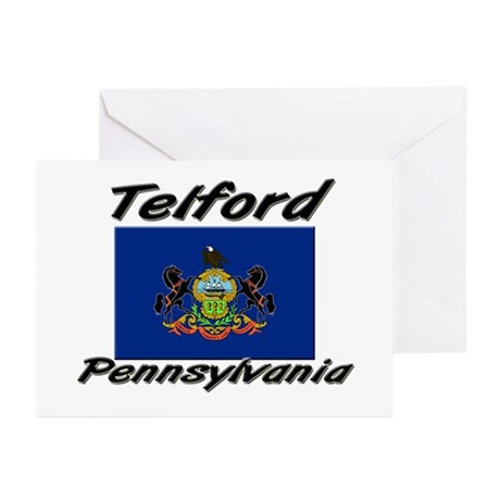 Telford Pennsylvania Greeting Cards (Pk of 10)