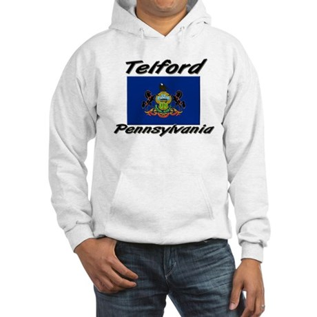 Telford Pennsylvania Hooded Sweatshirt