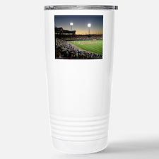 Rosenblatt Stadium Sunset Travel Mug