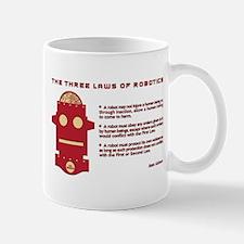 Mugthree Laws Of Robotics Mugs