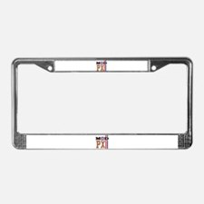 Mod Scooter Px License Plate Frame