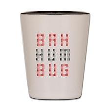 Bah Humbug Shot Glass