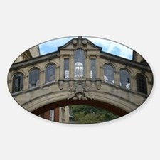 Bridge of Sighs Oxford Decal