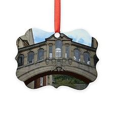 Bridge of Sighs Oxford Ornament