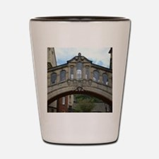 Bridge of Sighs Oxford Shot Glass