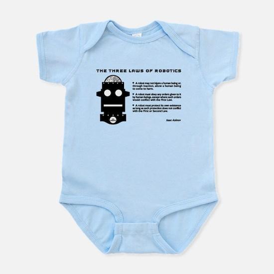 Three Laws of Robotics Body Suit