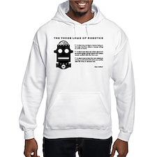 Three Laws of Robotics Hoodie