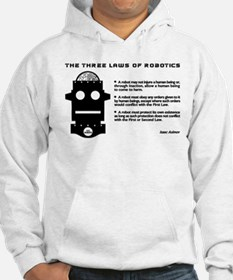 Three Laws of Robotics Hoodie