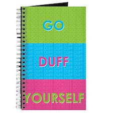 Go DUFF Yourself Journal