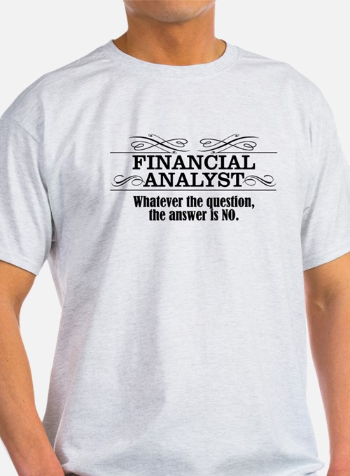 Cute Financial T-Shirt