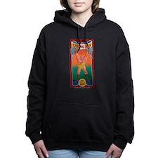 AHS Freak Show Strongman Women's Hooded Sweatshirt