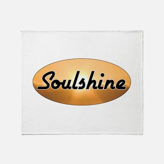 Soulshine Throw Blanket