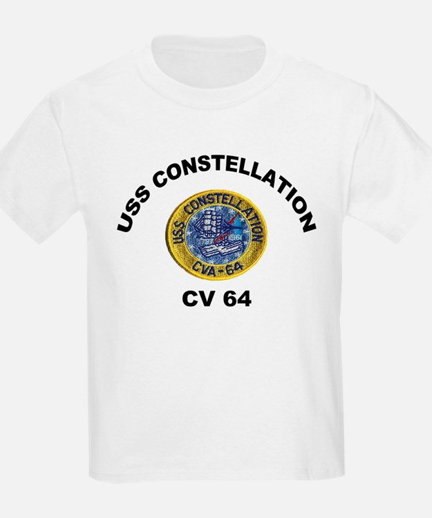 USS Constellation CV-64 T-Shirt
