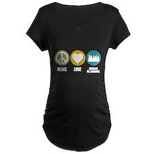 urban planner Maternity T-Shirt