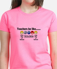 Teachers Be Like T-Shirt