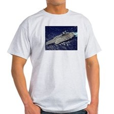 USS Constellation Ship's Image T-Shirt