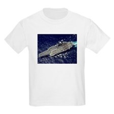 USS Constellation Ship's Image T-Shirt