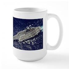USS Constellation Ship's Image Mug