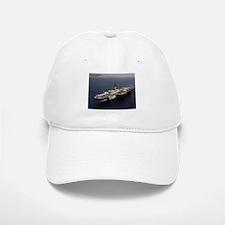 USS Constellation Ship's Image Baseball Baseball Cap