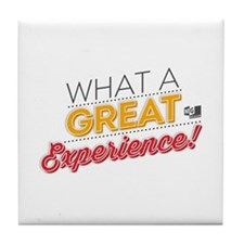 Click Here For: MG: What a Great Experience! Tile