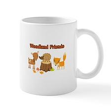 Woodland Friends Mugs
