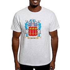 Skene Coat of Arms - Fa T-Shirt