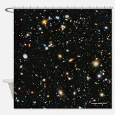 Evolving Universe Shower Curtain