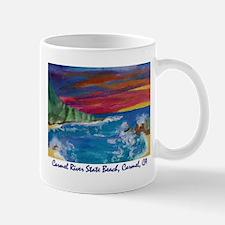 Carmel River State Beach Mug