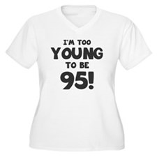95th Birthday Hum T-Shirt