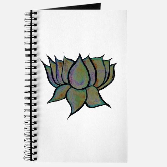 Solar Lotus Flower Journal