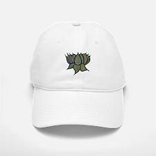 Solar Lotus Flower Baseball Baseball Cap