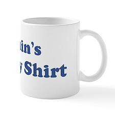 Joaquin birthday shirt Mug