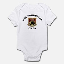CV-59 Forrestal Infant Bodysuit