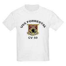 CV-59 Forrestal T-Shirt