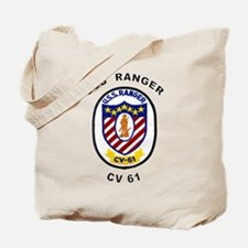 CV-61 Ranger Tote Bag
