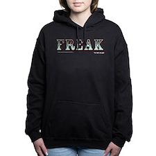 Freak on the Inside Women's Hooded Sweatshirt