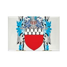 Smalley Coat of Arms - Family Crest Magnets
