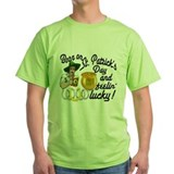 St patricks birthday Green T-Shirt