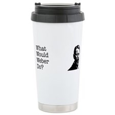 Cute Sociologists Travel Mug