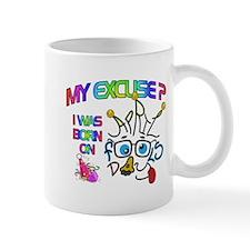 April Fool Birthday Man Mug