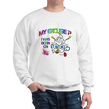 April Fool Birthday Man Sweatshirt