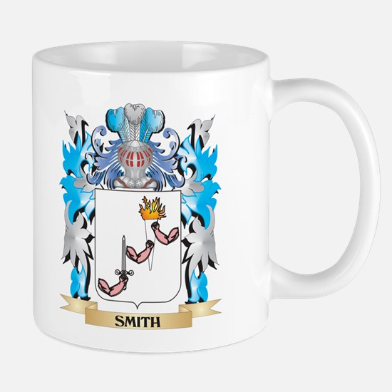 Smith- Coat of Arms - Family Crest Mugs