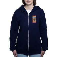 AHS Freak Show Seal Women's Zip Hoodie