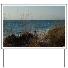 sand dunes Yard Sign